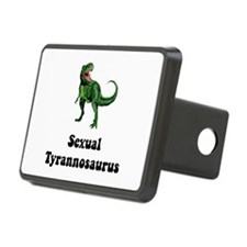 Sexual Tyrannosaurus Hitch Cover