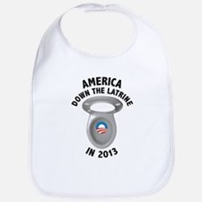 America Down The Latrine in 2013 Bib