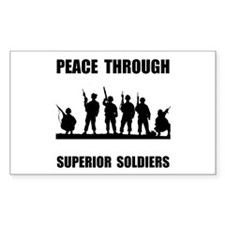 Superior Soldiers Decal