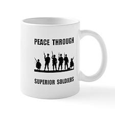 Superior Soldiers Mug