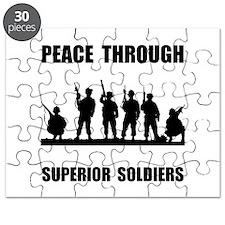 Superior Soldiers Puzzle