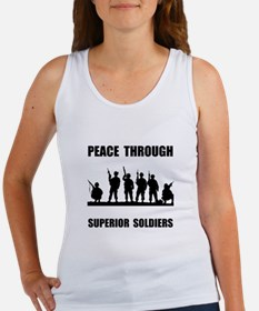 Superior Soldiers Women's Tank Top