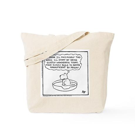 Quietly Wonderful Tote Bag