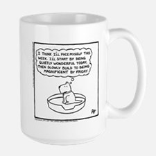Quietly Wonderful Coffee Mug