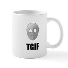TGIF Jason Hockey Mask Mug