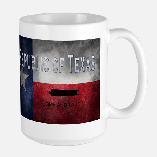 Republic of Texas Mugs