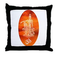 Kuan Yin Throw Pillow