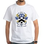 Lee Coat of Arms White T-Shirt