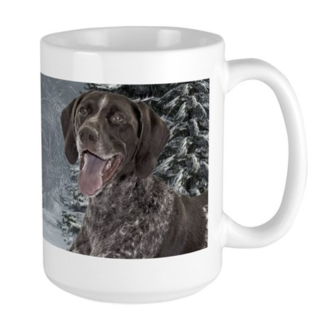 Pointer Large Mug