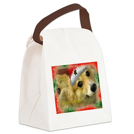 I Support Rescue Canvas Lunch Bag