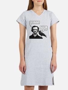 Poe Boy Women's Nightshirt