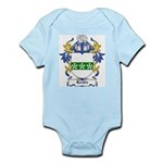 Leckie Coat of Arms Infant Creeper