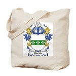 Leckie Coat of Arms Tote Bag
