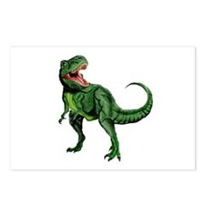 Tyrannosaurus Postcards (Package of 8)