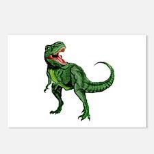 Tyrannosaurus Postcards (Package of 8)