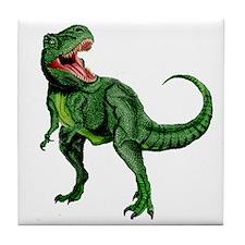Tyrannosaurus Tile Coaster