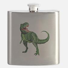 Tyrannosaurus Flask