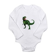 Tyrannosaurus Long Sleeve Infant Bodysuit
