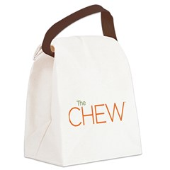 The Chew Canvas Lunch Bag