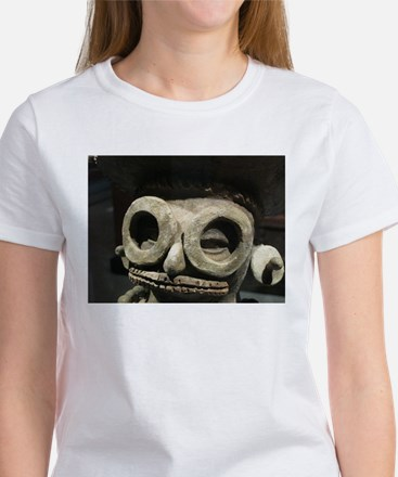 The Face at the End of the World Women's T-Shirt
