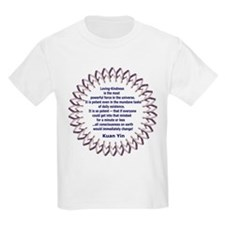 KUAN YINS POWER OF LOVING-KINDNESS POEM T-Shirt