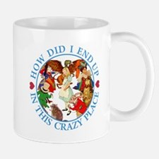 How Did I End Up In this Crazy Place Mug
