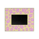 Cougar Tracks Pink Picture Frame