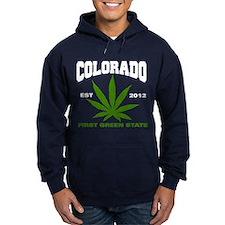 Colorado Cannabis 2012 Hoodie