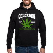 Colorado Cannabis 2012 Hoody