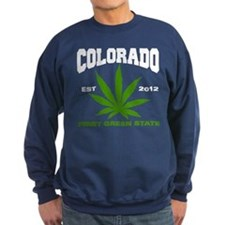 Colorado Cannabis 2012 Sweatshirt