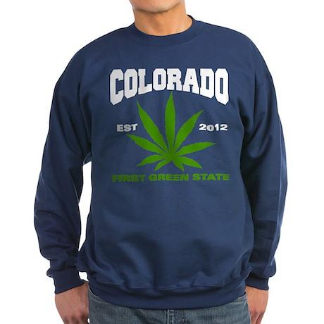 Colorado Cannabis 2012 Sweatshirt (dark)