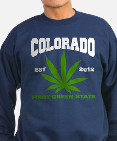 Colorado Cannabis 2012 Sweatshirt (dark)