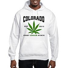 Colorado Cannabis 2012 Hoodie Sweatshirt