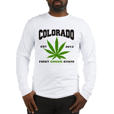 Colorado Cannabis 2012 Long Sleeve T-Shirt