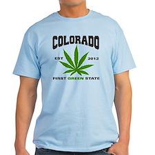 Colorado Cannabis 2012 T-Shirt