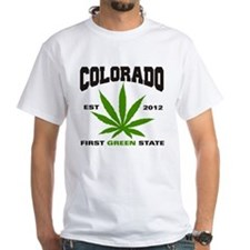 Colorado Cannabis 2012 Shirt