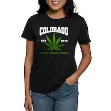 Colorado Cannabis 2012 Tee