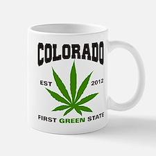 Colorado Cannabis 2012 Mug