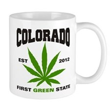 Colorado Cannabis 2012 Mug