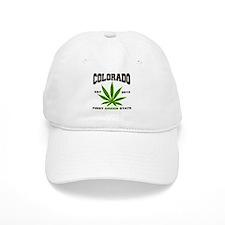 Colorado Cannabis 2012 Baseball Cap