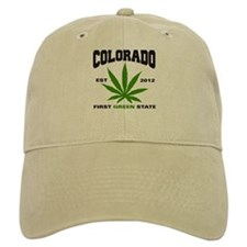 Colorado Cannabis 2012 Baseball Cap