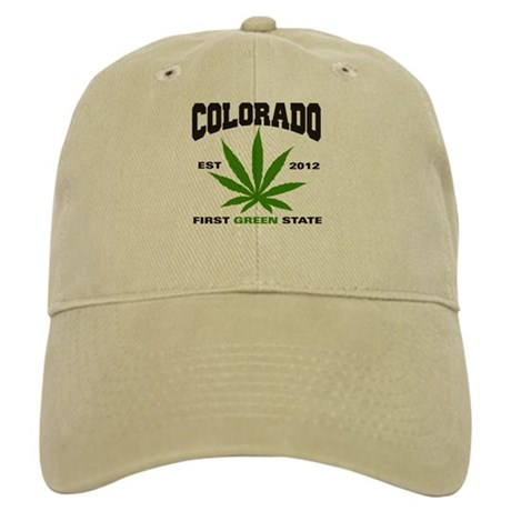 Colorado Cannabis 2012 Cap