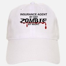 Insurance Agent Zombie Baseball Baseball Cap