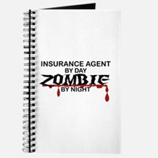 Insurance Agent Zombie Journal