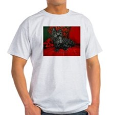 Haggis Scottish Terrier T-Shirt