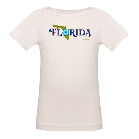 Florida 1 Organic Baby T-Shirt