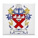 Lavington Coat of Arms Tile Coaster