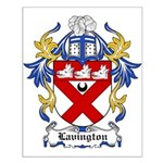 Lavington Coat of Arms Small Poster