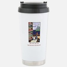 Read Write Travel Mug