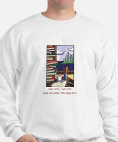 Read Write Sweatshirt